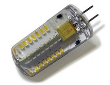 image of a cylindrical G4 Led bulb ...